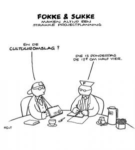Fokke & Sukke - Cultuuromslag