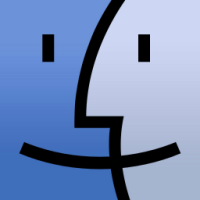 Mac Logo Vintage