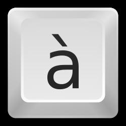 KCharSelect logo